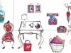 website illustratie -  Bengels & Banjers - winkel sinds januari 2013 gesloten