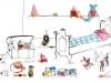 website illustratie - voor Bengels & Banjers - winkel sinds januari 2013 gesloten